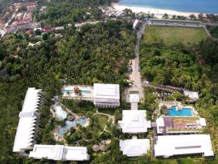 Horizon Karon Beach Resort & Spa Phuket - Korruste plaanid