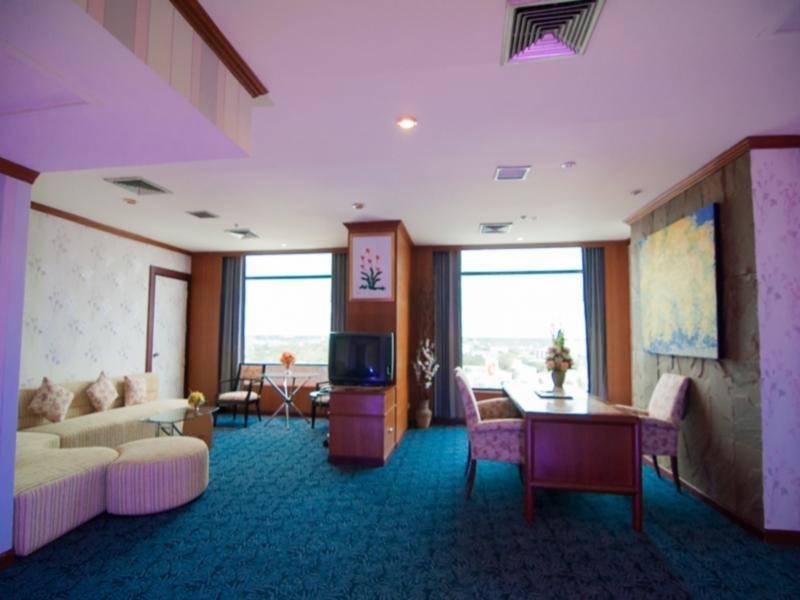 ラーチャプルック グランド ホテル5
