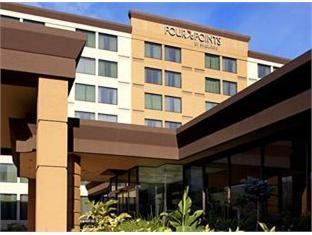 Four Points by Sheraton Toronto Airport Hotel Toronto - Esterno dell'Hotel