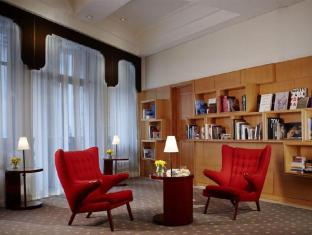 Lanson Place Hotel Hong Kong - Library