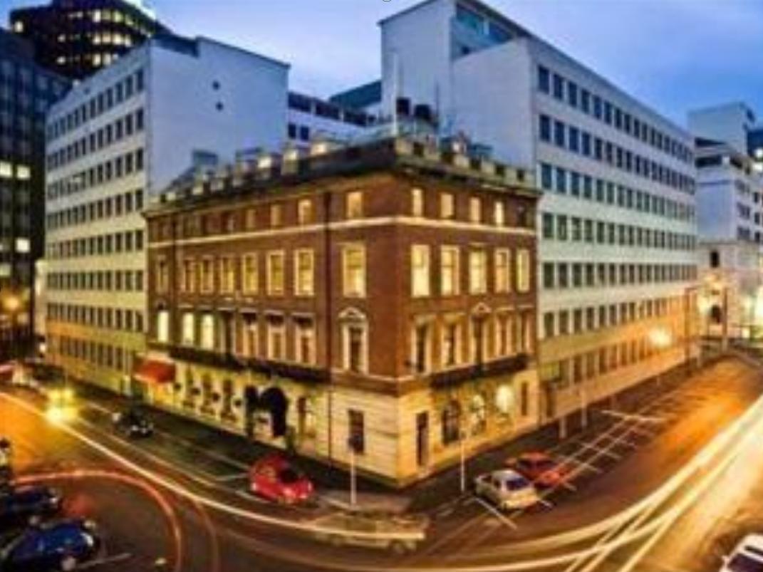 Wellesley Boutique Hotel Wellington