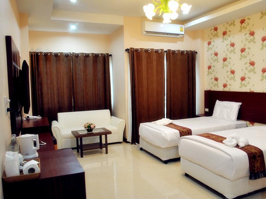 Le Parc Wangnang Hotel,โรงแรมเลอปาร์ค