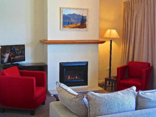 Villa Del Lago Hotel hotel accepts paypal in Queenstown