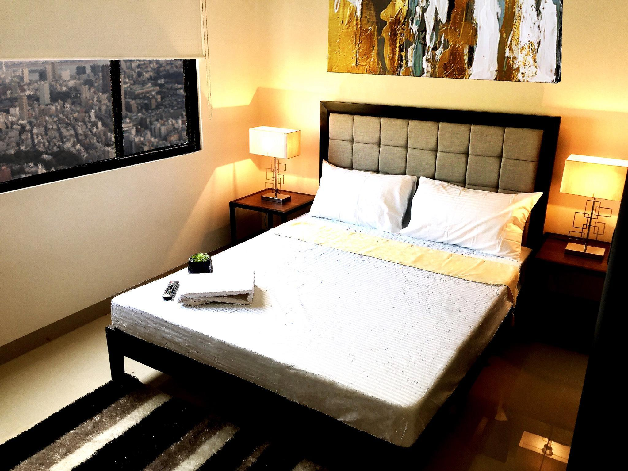 Cozy yet affordable studio unit w/ kitchen & etc. - Hotels Information/Map/Reviews/Reservation