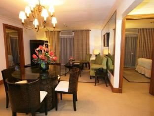 Crown Regency Suites And Residences - Mactan Mactan-saari - Hotellihuone