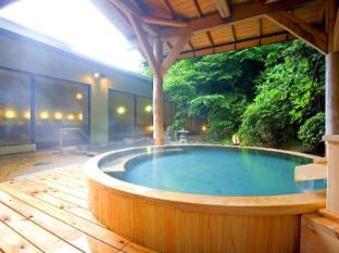 โรงแรมยูโมโตะ ฟูจิย่า ฮาโกเนะ - อ่างอาบน้ำร้อน
