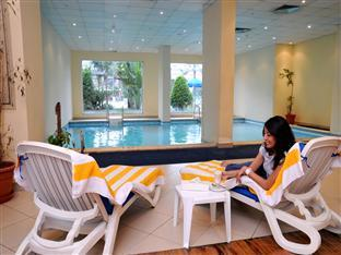 Grand Pyramids Hotel Giza - Indoor Pool & Spa