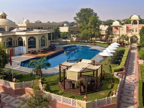 Resorts near Delhi for Couples to Rekindle Romance