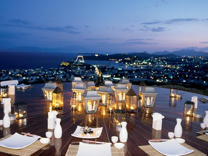 Bodrum Marmara Oteli The Marmara Bodrum Hotel