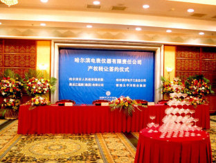 Harbin Fortune Days Hotel Harbin - Meeting Room
