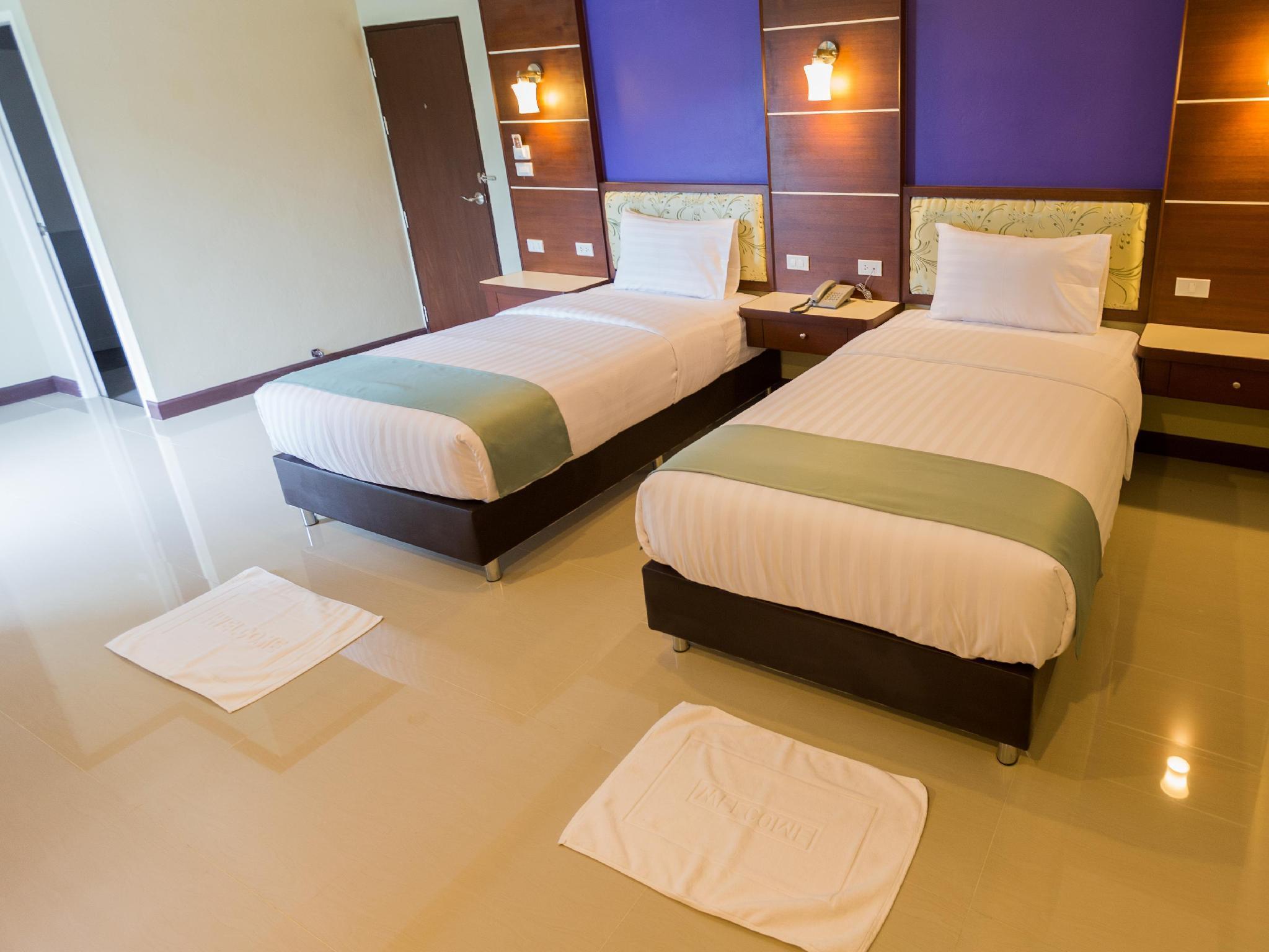 通塔万酒店,โรงแรมทุ่งตะวัน