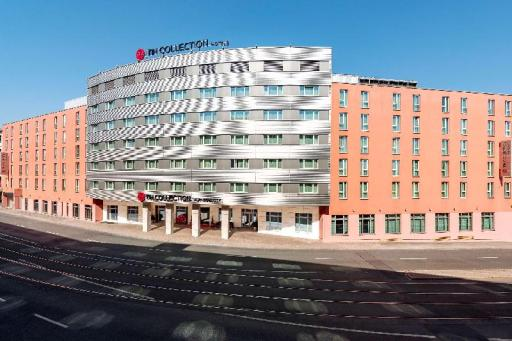 NH Hotels Hotel in ➦ Nuremberg ➦ accepts PayPal