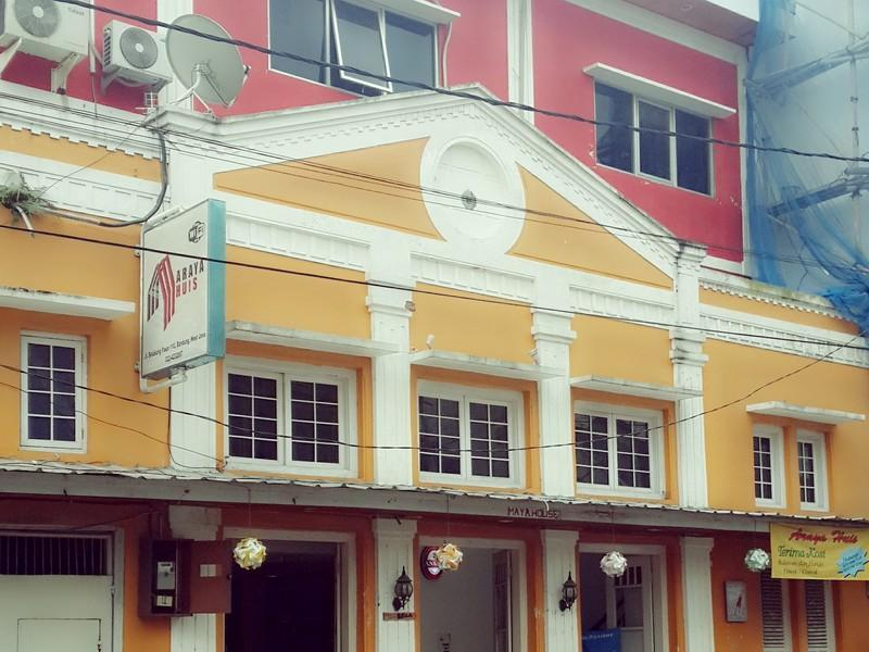 Hotel murah kamar ac rp 82 ribu di bandung tips wisata for Dekor kamar hotel di bandung