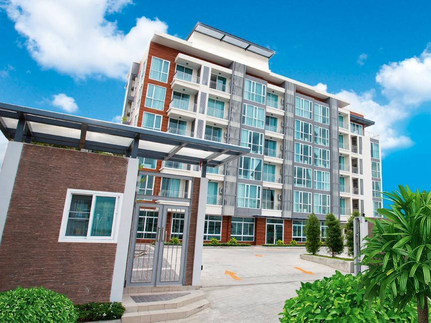 BBG海滨豪华服务式公寓,บีบีจี ซีไซด์ ลักชัวเรียส เซอร์วิส อพาร์ตเมนท์