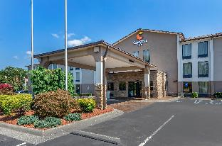 Booking Now ! Comfort Inn Roanoke Civic Center