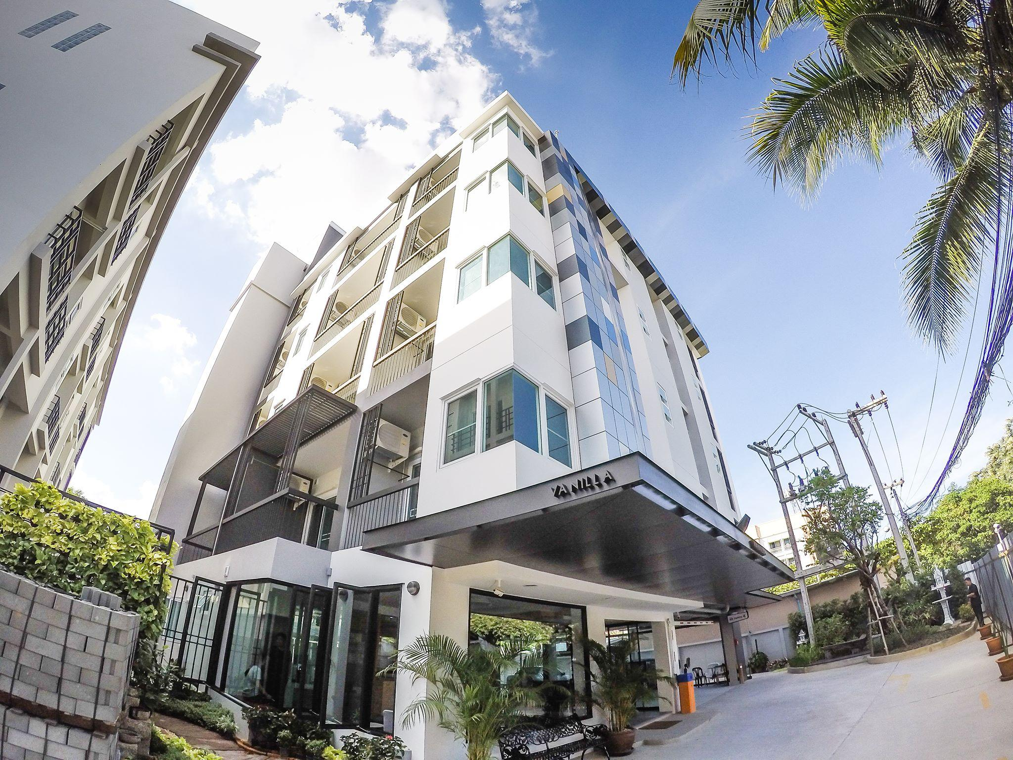 Vanilla Residence Chiangmai,วานิลลา เรสซิเดนซ์ เชียงใหม่