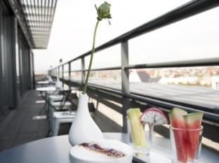 Hotel Ku'Damm 101 Βερολίνο - Μπαλκόνι/Βεράντα