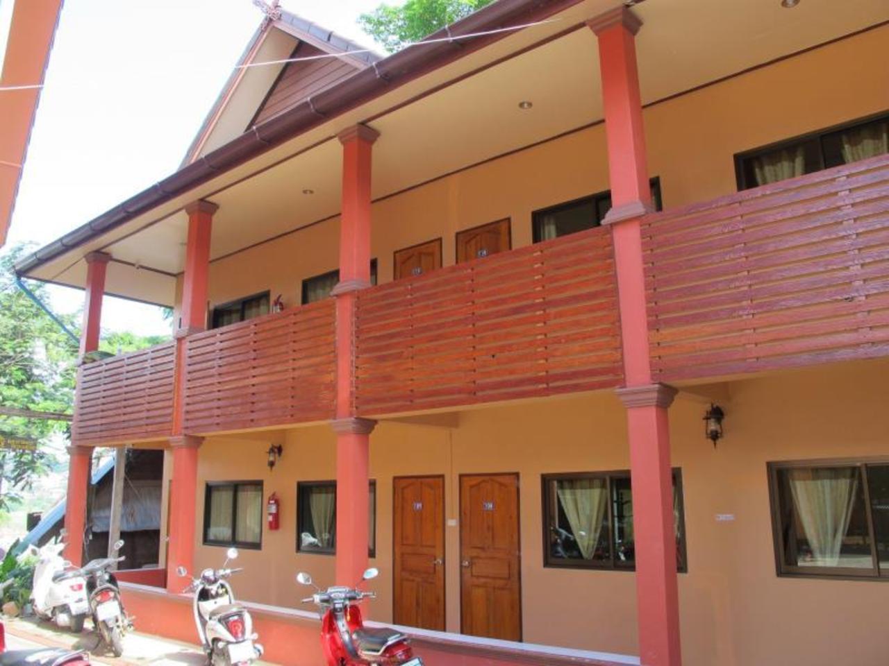 สยามริเวอร์ไซด์ เกสท์เฮาส์ (Siam Riverside Guest House)