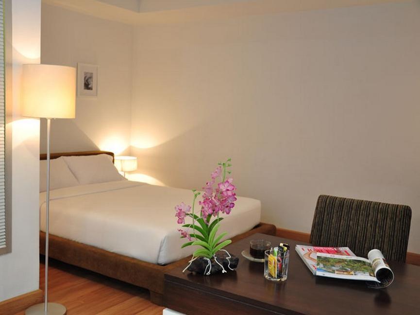 ザ ベッドルームス ブティック ホテル14