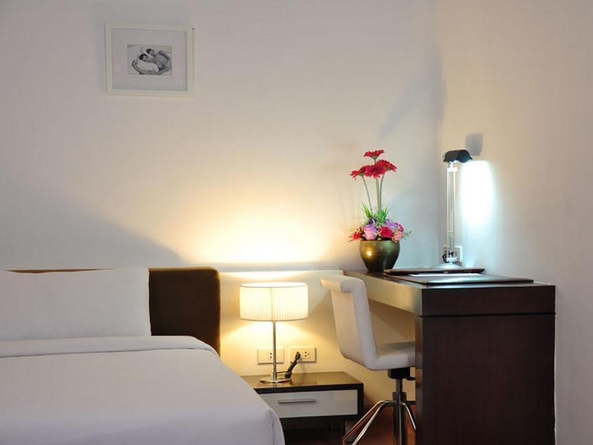 ザ ベッドルームス ブティック ホテル17