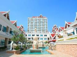 Grand Pacific Sovereign Resort & Spa Hua Hin