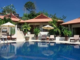 Rising Sun Residence Hotel Пукет - Плувен басейн