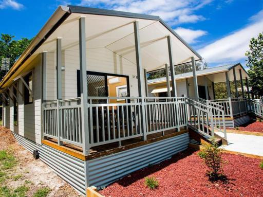South Coast Holiday Parks Eden PayPal Hotel Eden