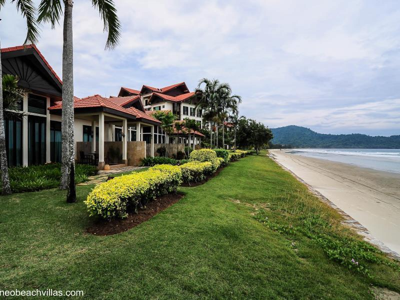 Borneo Beach Villas6