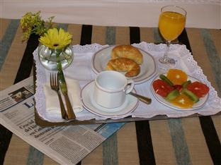 Bisonte Palace Hotel Buenos Aires - Room Service Breakfast