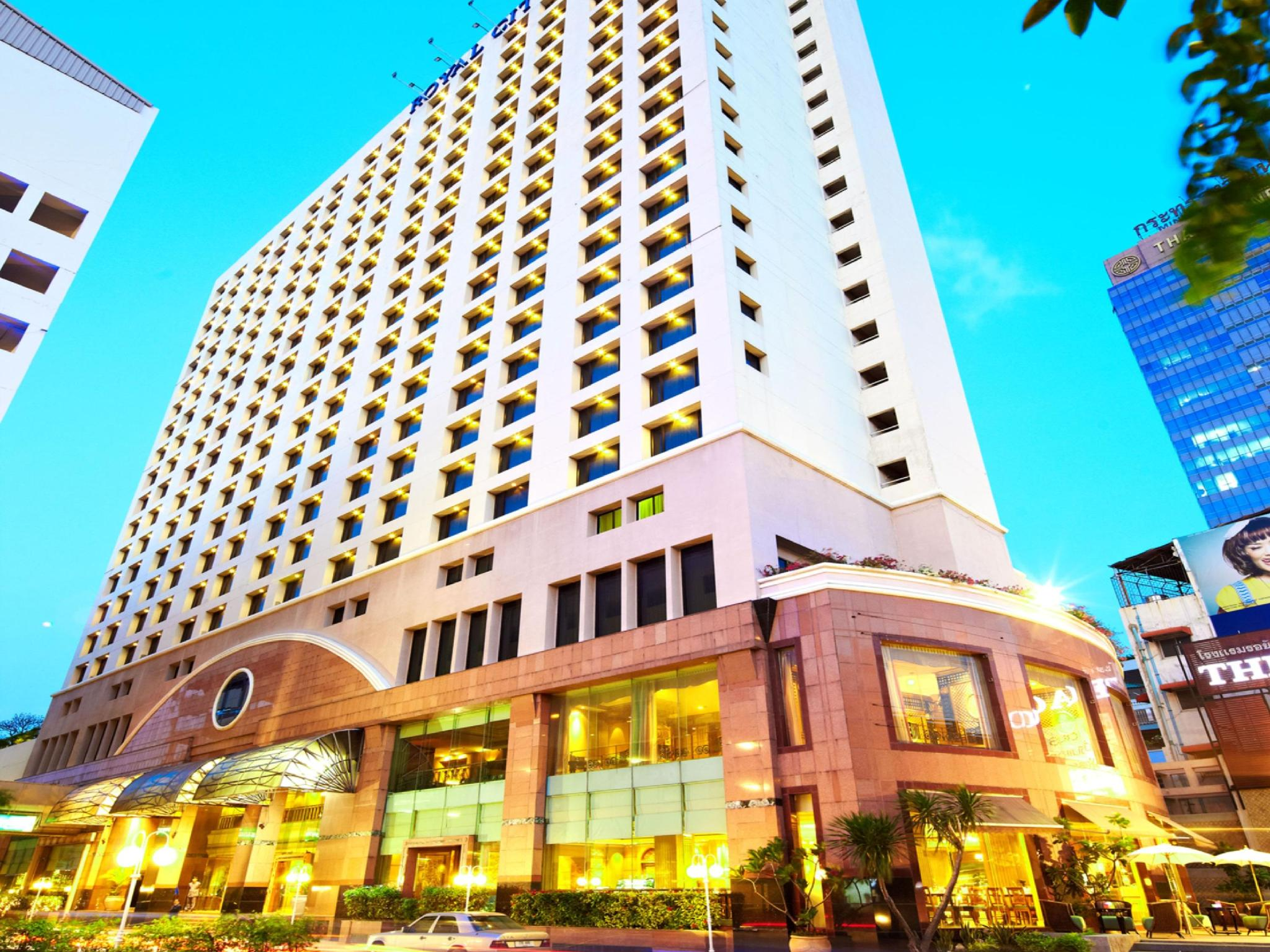 The Royal City Hotel Bangkok