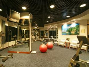 Grand Diamond Suites Hotel Bangkok - Gimnasio