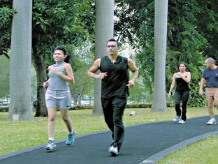 Hotel Borobudur Jakarta Jakarta - Sports and Activities