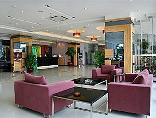 軟銀數碼港酒店 廣州 - 大廳
