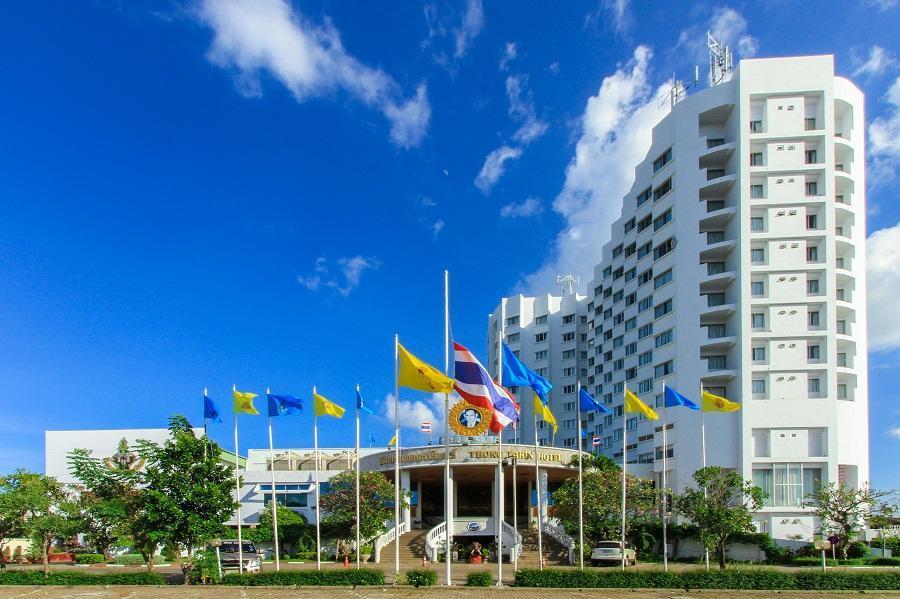 โรงแรมทองธารินทร์