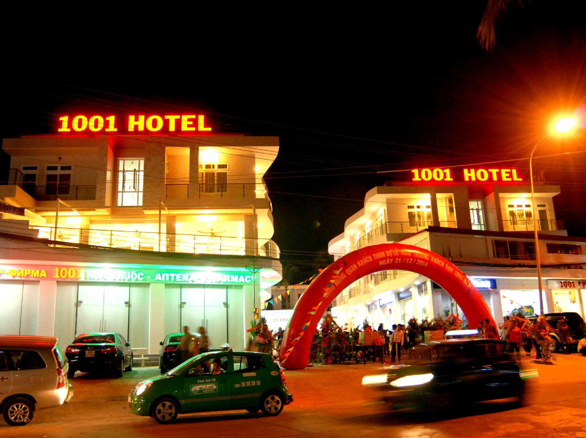 hotel 1001