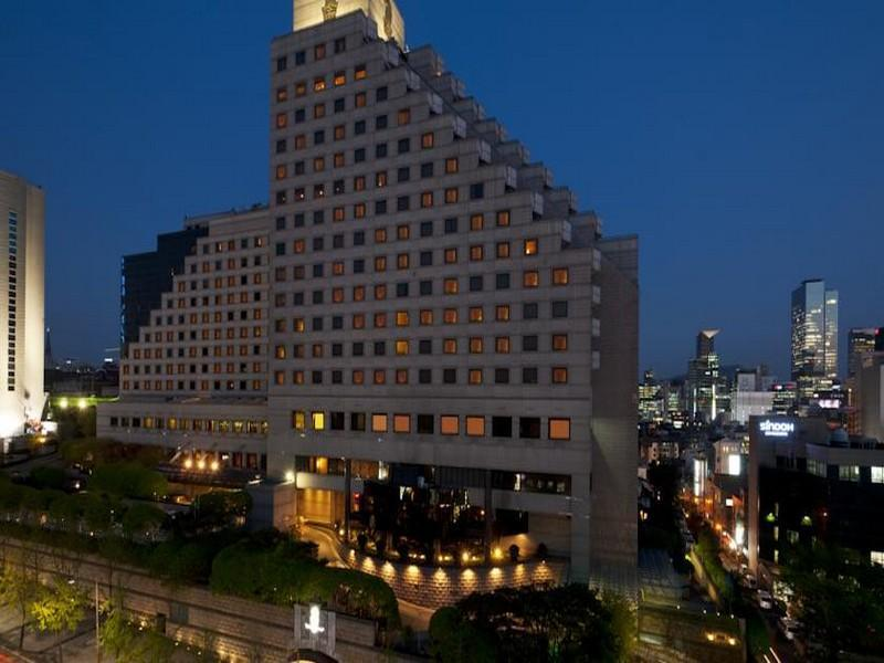 South Korea-The Ritz-Carlton, Seoul