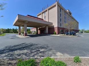 Hampton Inn Hotel in ➦ Denville (NJ) ➦ accepts PayPal