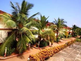 Colonia Jose Menino Resort Lõuna-Goa - Hotelli välisilme