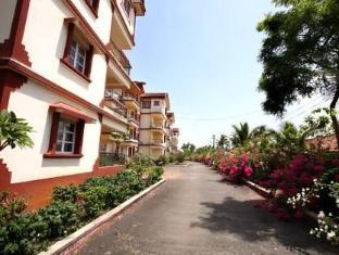 Colonia Jose Menino Resort Південний Гоа - Зовнішній вид готелю