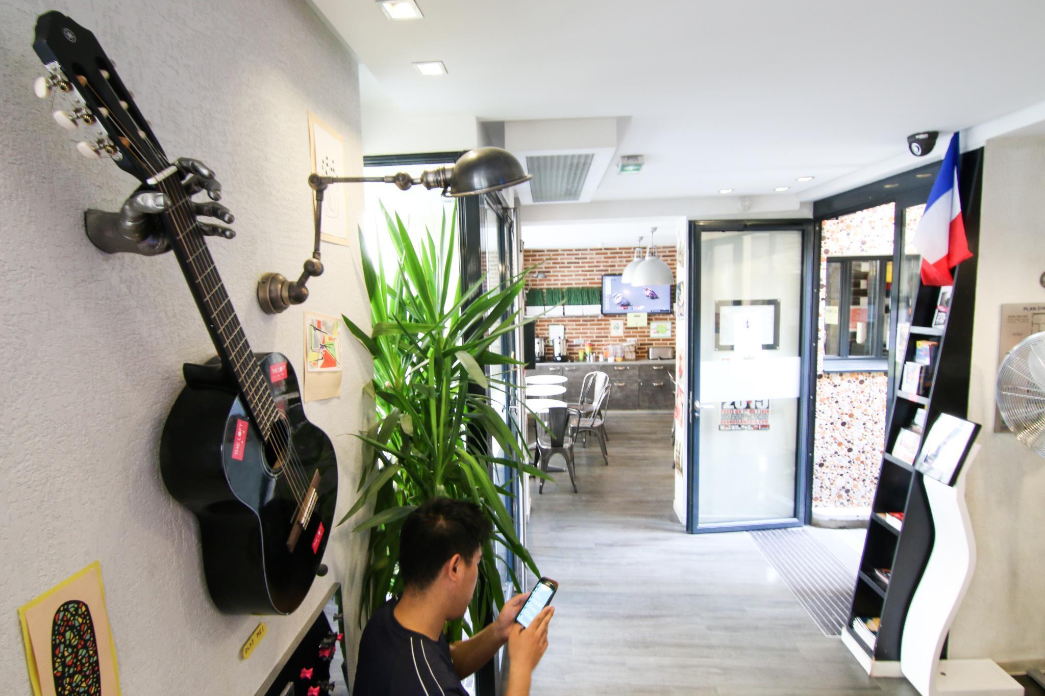 The Loft Boutique Hostel & Hotel – Paris 1