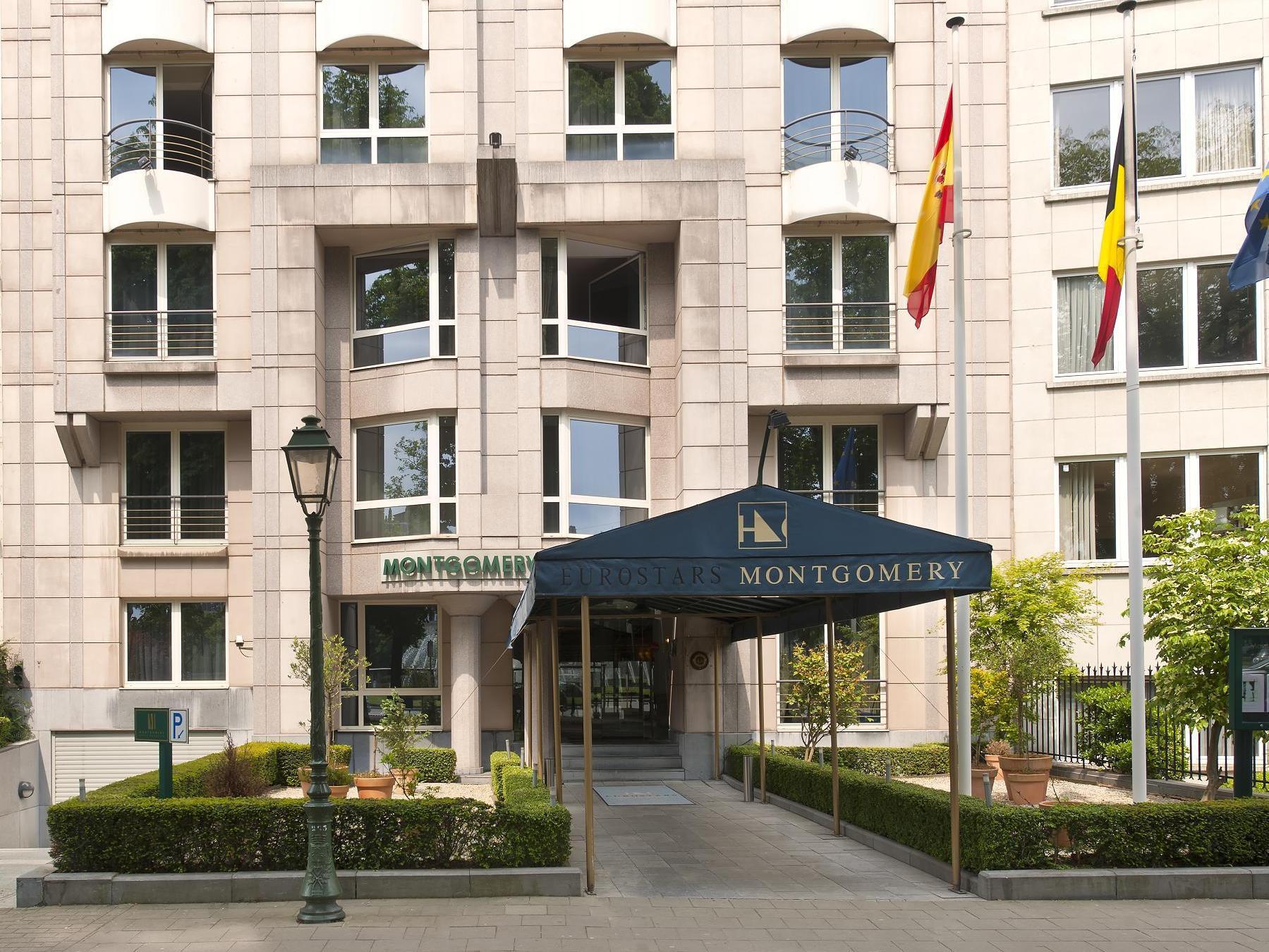 Eurostars Montgomery Hotel