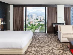 Interior Hilton Miami Downtown Hotel