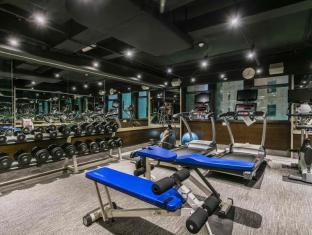 Nathan Hotel Hong Kong - Fitness Room
