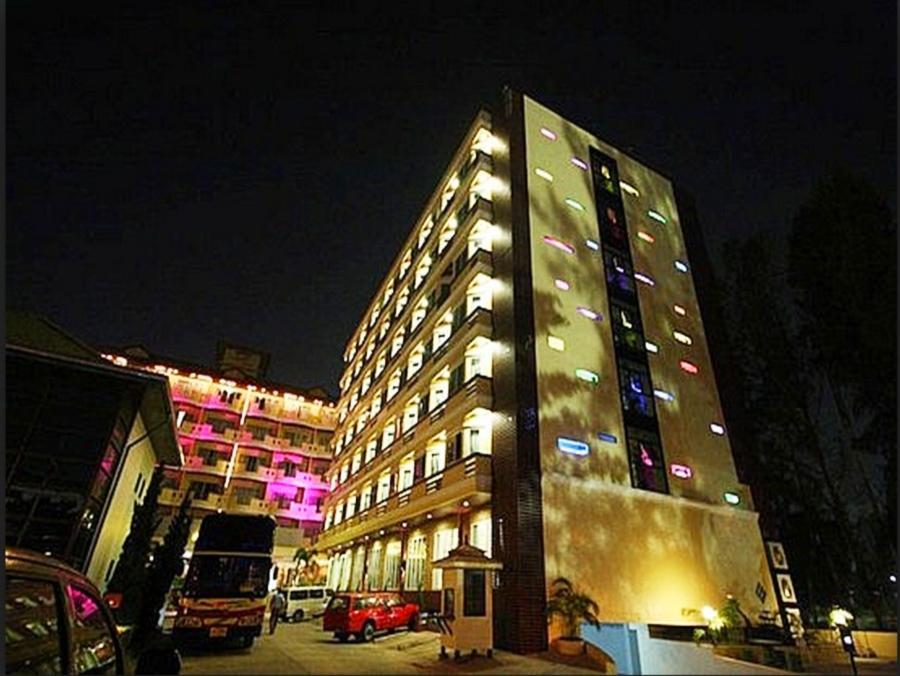 โรงแรมเจเอ วิลลา พัทยา