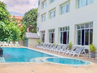 ロゴ/写真:Crown Pattaya Beach Hotel