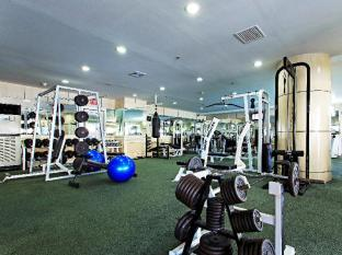 Cebu Parklane International Hotel Cebu Stadt - Fitnessraum