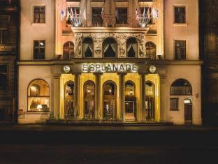 Esplanade Hotel Praag - Entree