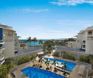 Hotell Oaks Resort & Spa Hervey Bay  i Hervey Bay, Australien