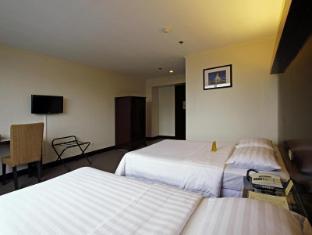 Mango Park Hotel Cebu City - Gästrum