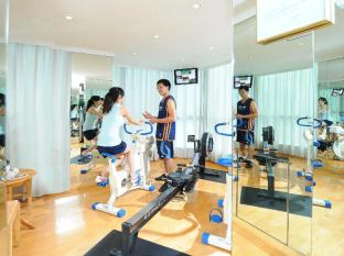 Bishop Lei International Hotel Hong Kong - Fitnessruimte